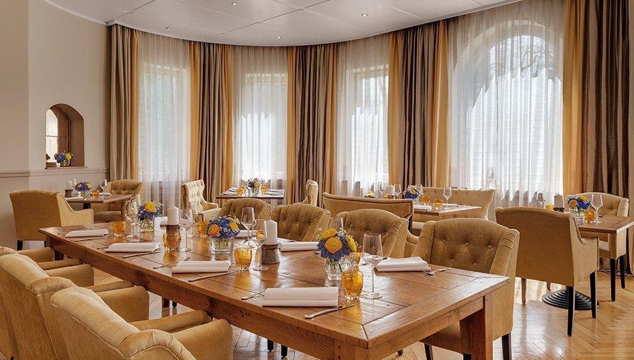 Restaurant Caspar Bader Hotel Sonnenbichl