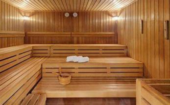 sauna garmisch partenkirchen