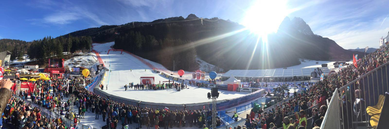 fis world cup garmisch