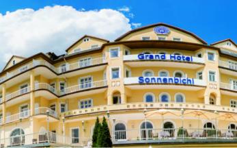 grandhotel sonnenbichl außenansicht