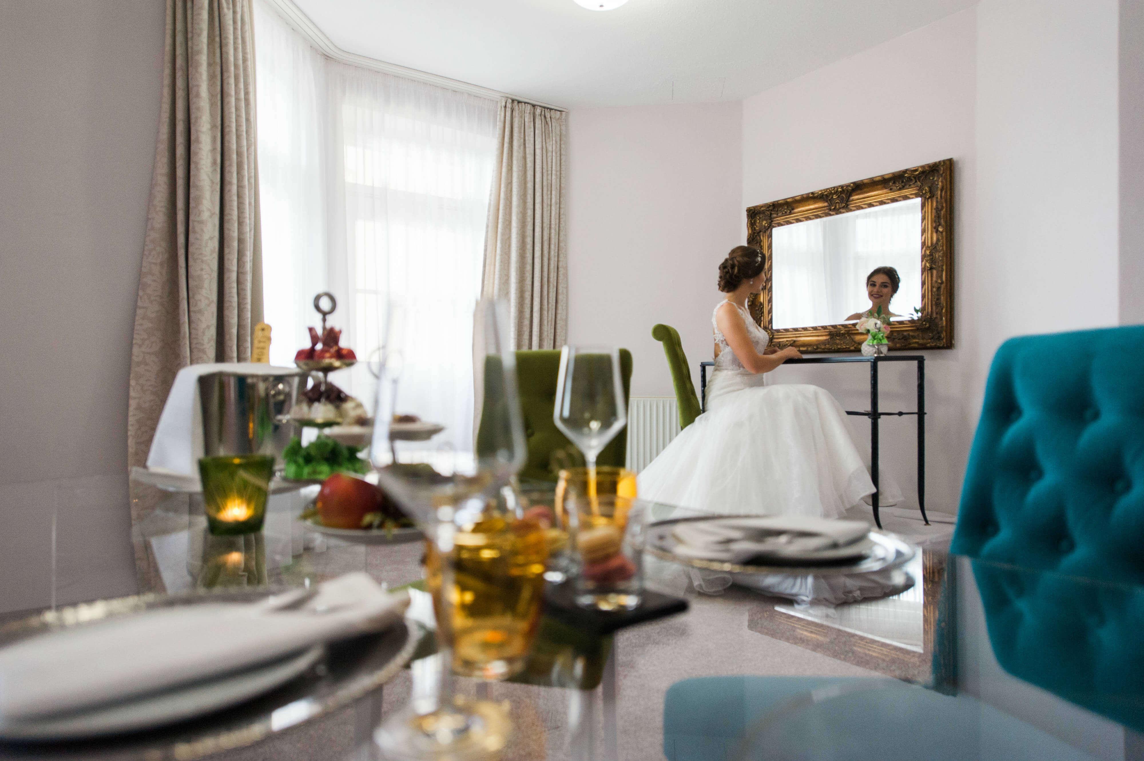 Hochzeitssuite Garmisch Partenkirchen