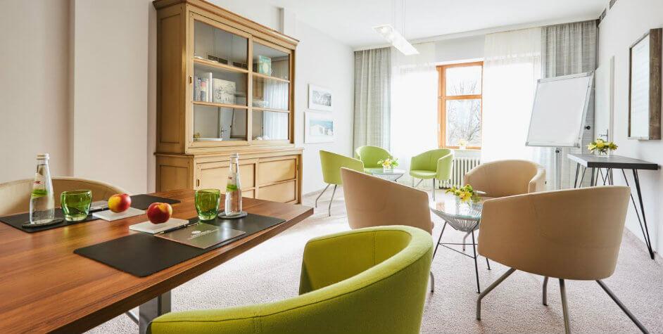 Tagungsraum Hotel Garmisch