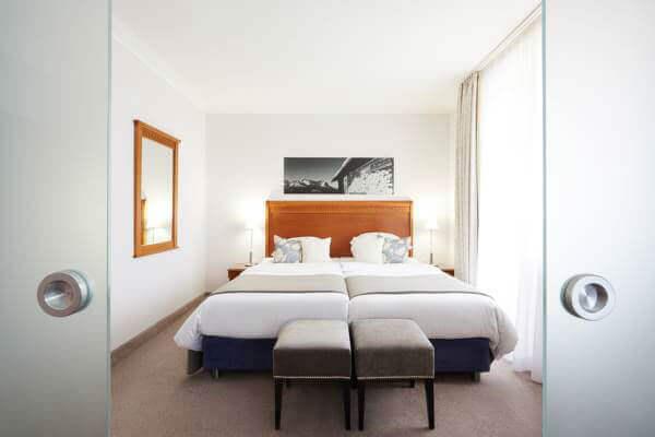 Alpen Hotel Schlafzimmer GAP