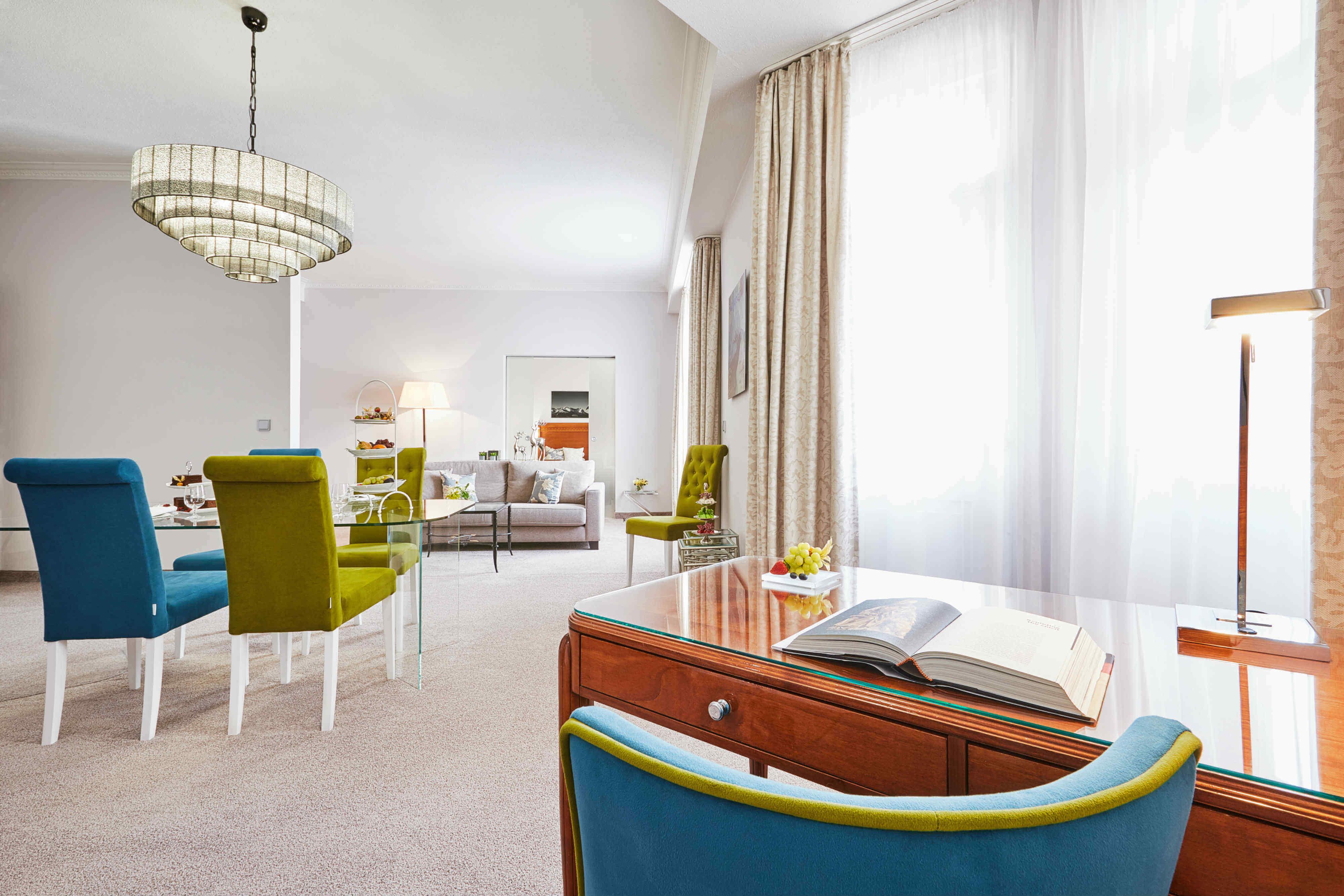 Alpen Hotel Zimmer in Garmisch Partenkirchen
