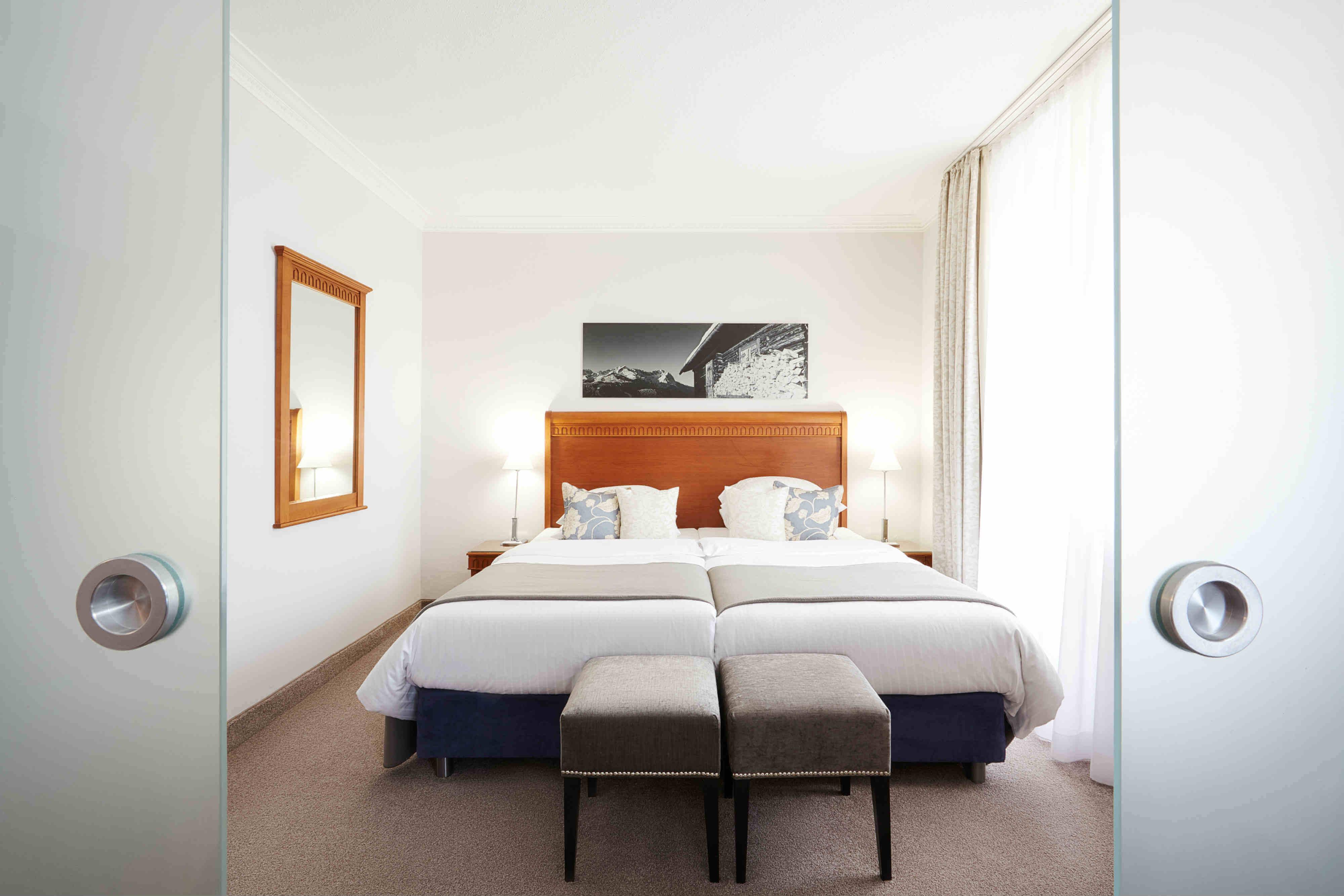Hotel Garmisch-Partenkirchen Studio Zimmer
