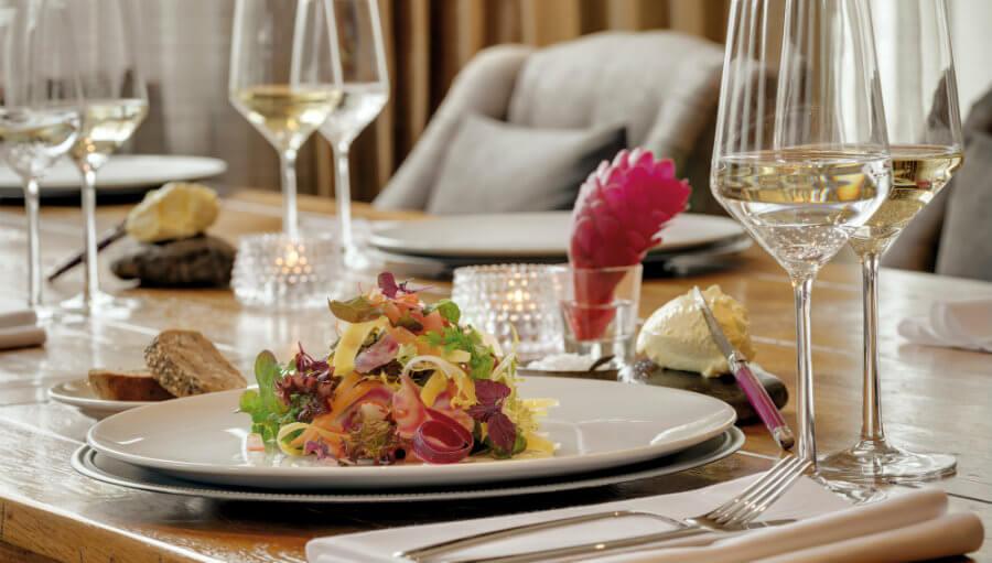 Essen Caspar B. Restaurant Garmisch