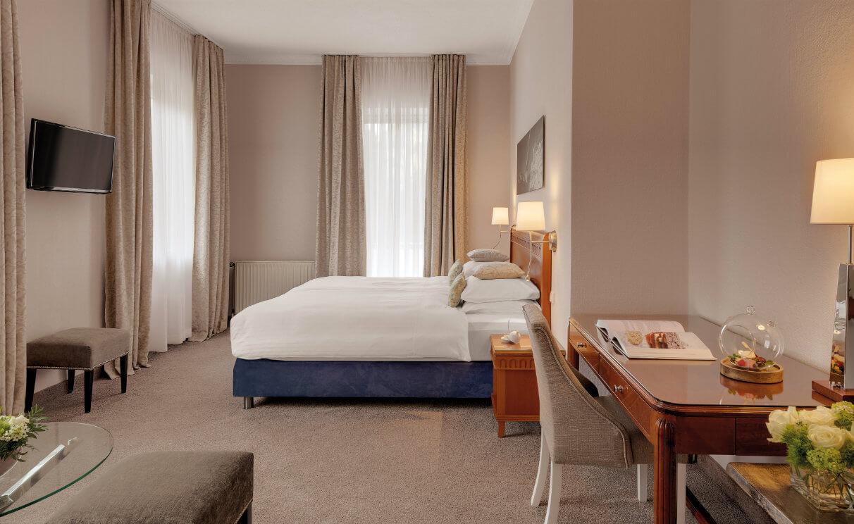 Superior Zimmer im Grand Hotel Sonnenbichl