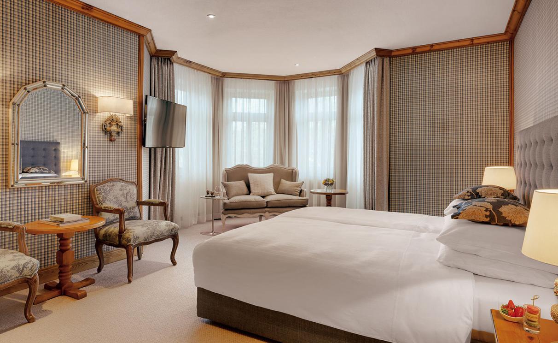 König Ludwig Suite garmisch partenkirchen Germany Grand Hotel Sonnenbichl