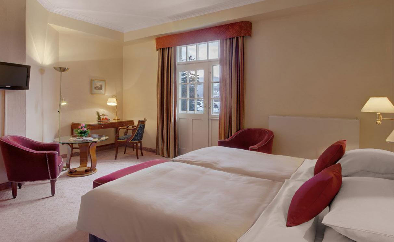Deluxe Room garmisch Grand Hotel Sonnenbichl