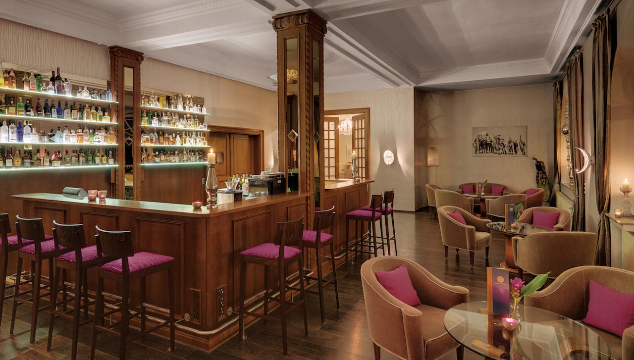 bar Grand Hotel Sonnenbichl garmisch