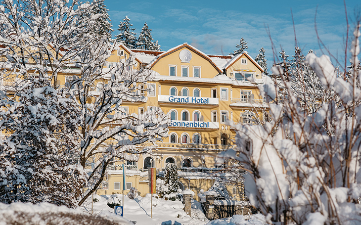 Winter Grand Hotel Sonnenbichl