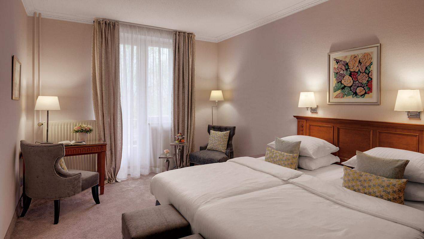 deluxe room hotel Garmisch
