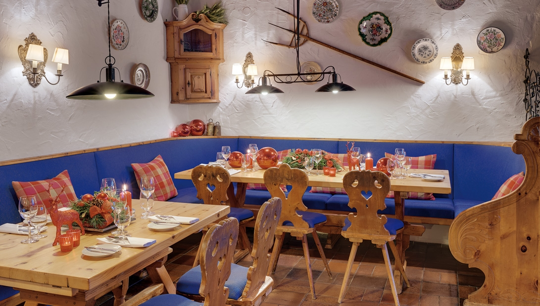 Fondue Stueberl Restaurant in Garmisch