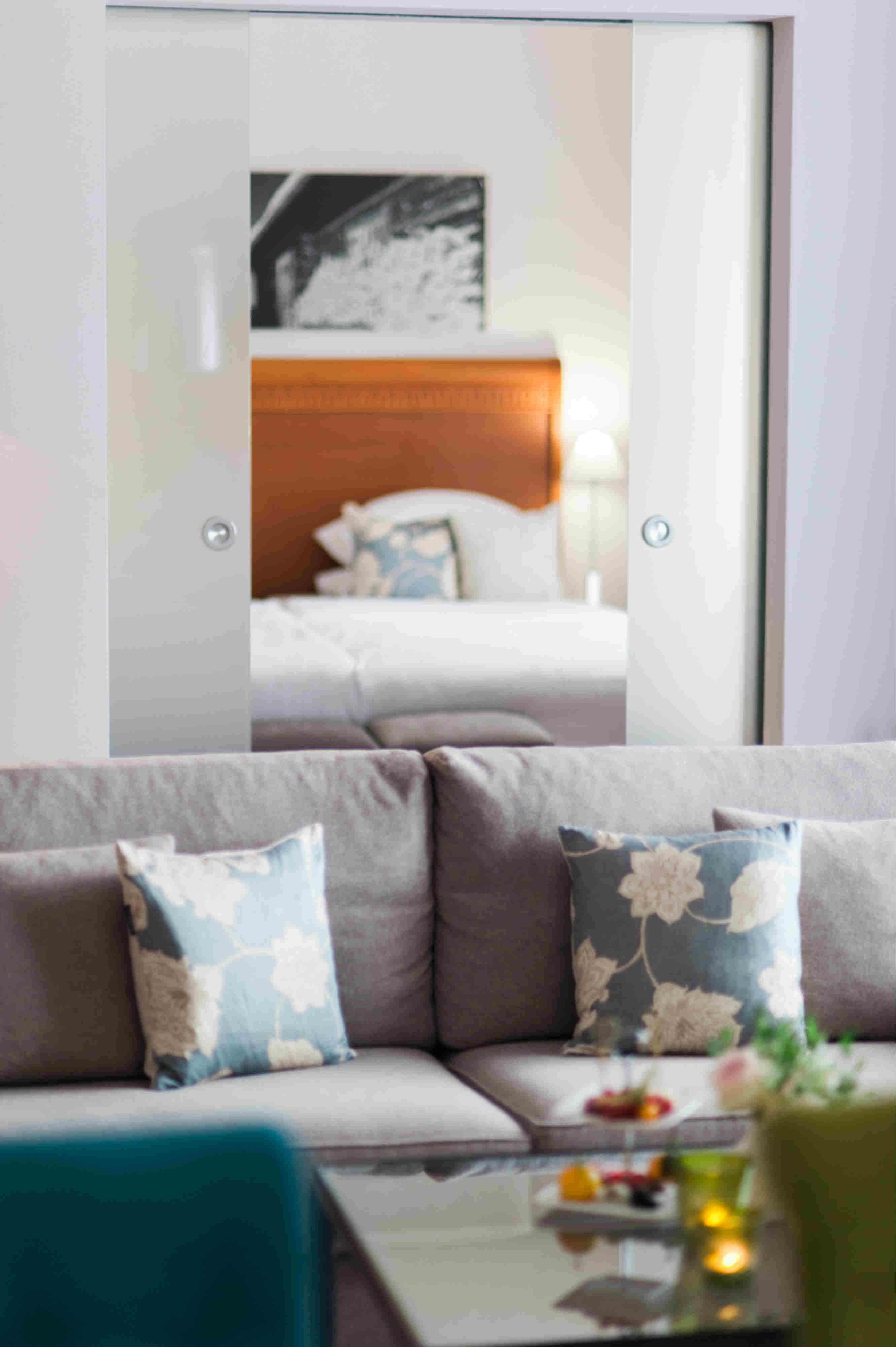Hotel Suite Studio Luxus Garmisch