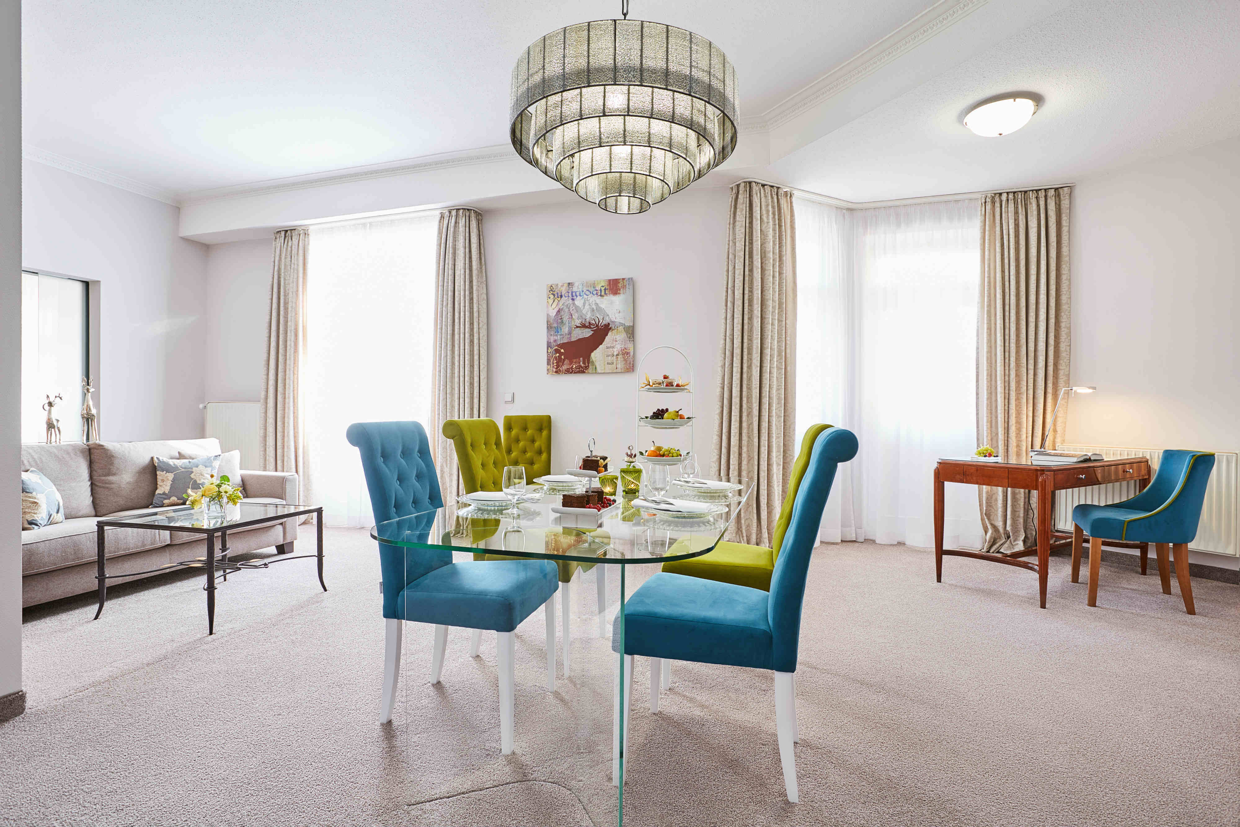 Luxus Hotel Room Garmisch Partenkirchen