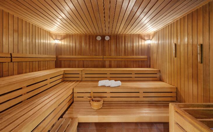 Sauna Hotel Sonnenbichl