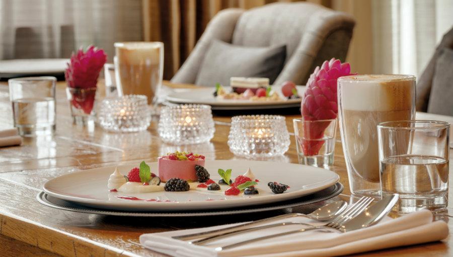 Dessert Hotel Restaurant Sonnenbichl